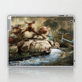 """Hog Wild"" Laptop & iPad Skin"