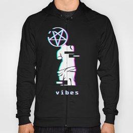 Vibes - Occult Greek Aesthetic Vaporwave Hoody