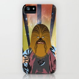 Chuybacca iPhone Case