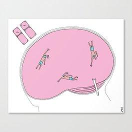 Validation Pool Canvas Print