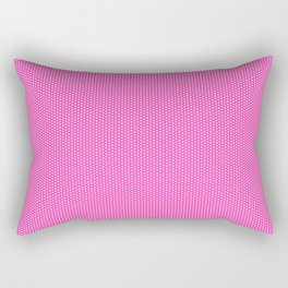 Hearts on Pink by Leslie Harlow Rectangular Pillow