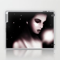 Listening to The Sound of Thunder Laptop & iPad Skin