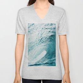 The Wave Unisex V-Neck
