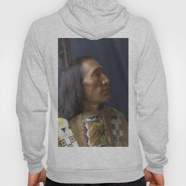 Little Dog - Brulé Lakota Sioux - American Indian Hoody