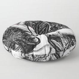 Pacific Mermaid Floor Pillow