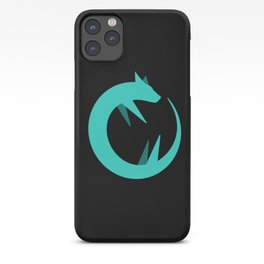 Tail Chasers LLC Black Small iPhone Case