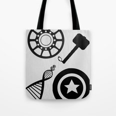 The Avengers Tote Bag