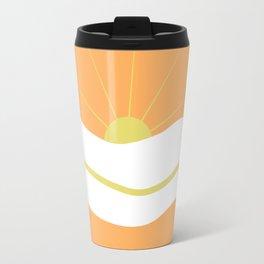 """"""" Orange days """" Travel Mug"""
