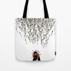 Stop Wasting Arrows And Aim For Its Head, You Damn Fools! V2 Tote Bag