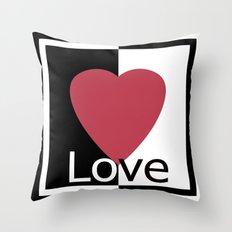 Love .Gift design. Throw Pillow