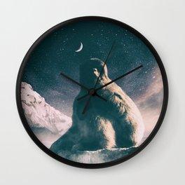 AN INFINITE JOURNEY Wall Clock