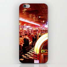 Mel's Diner iPhone & iPod Skin