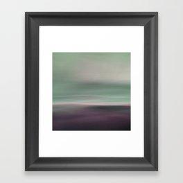 seascape 2 Framed Art Print
