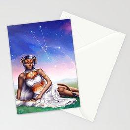 Taurus OC - 12 Zodiac Ladies Stationery Cards