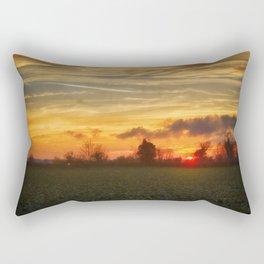 Soul of the World Rectangular Pillow