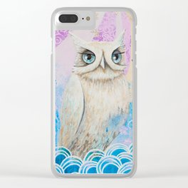The Other Side of Metamorphosis  Clear iPhone Case