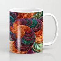 coasters Mugs featuring The Coasters by ArtPrints