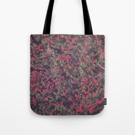 Nostalgic Red Tote Bag