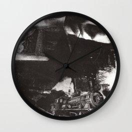 Choo-choo Wall Clock