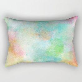 colorful batic look Rectangular Pillow