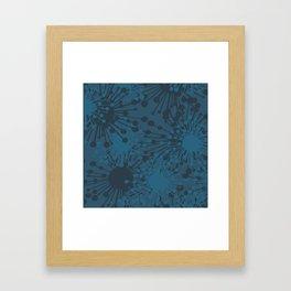 final starburst Framed Art Print