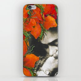 Tribute to Frida Kahlo #39 iPhone Skin