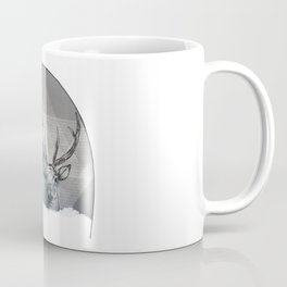 Cool Snowboarding Pattern Coffee Mug