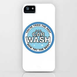 A1 Day iPhone Case