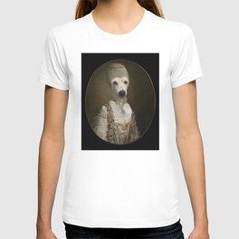 "Marie ""Chien""toinette T-shirt"