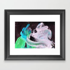John the Baptist Beheaded (by Michael Cina) Framed Art Print