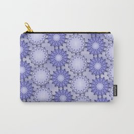 Fifteen Point Stars Carry-All Pouch