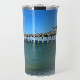 Winter In Florida Travel Mug