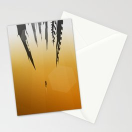 Trek Minimalist Stationery Cards