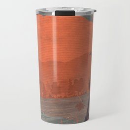 Autumn in the Gorge... Travel Mug