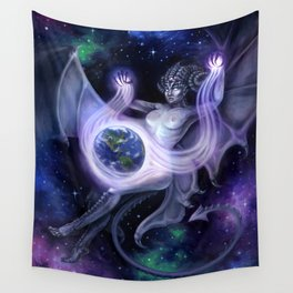 Otherworldly Wall Tapestry
