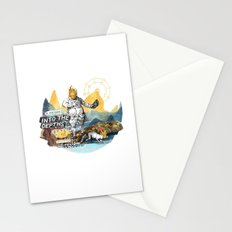 Into the Depths Stationery Cards