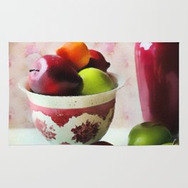 Be Fruitful Rug