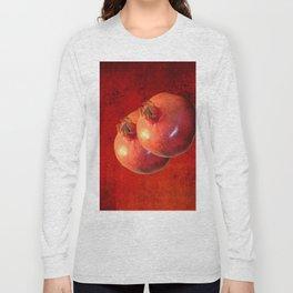 pomegranates - Long Sleeve T-shirt
