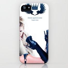 Naughty Emma 2 iPhone Case