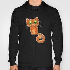 Fabric Cat Hoody