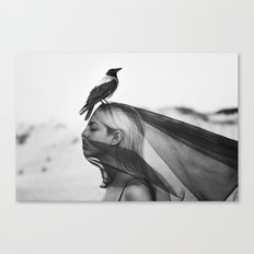 Guardian Canvas Print