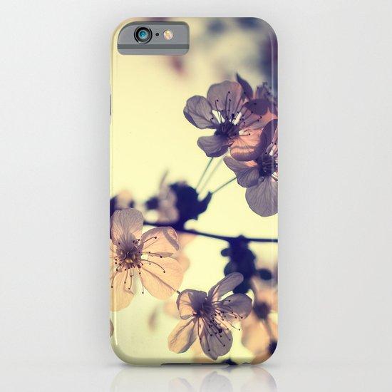 Spring light iPhone & iPod Case