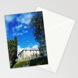 Just An Ordinary Sunny Day In Tuscany Stationery Cards