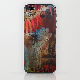 Catching Dreams #2 iPhone Skin
