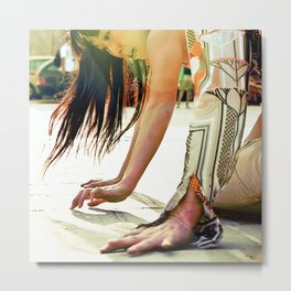 Street danse Metal Print