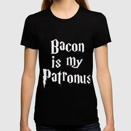 Funny Bacon is my Patronus Gift T-shirt