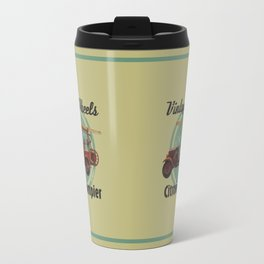 Vintage Wheels: Citroën Pompier Travel Mug