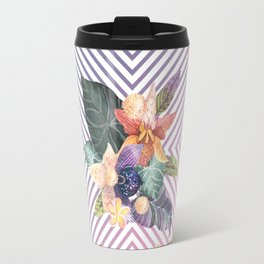 Purple in the Summer Travel Mug