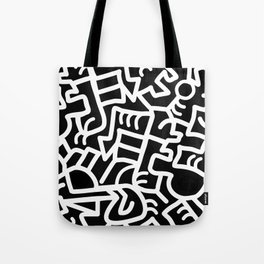 Dazed and Confused at Night Tote Bag