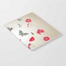 Tatemae Japanese Ochre Notebook